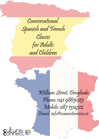 French and Spanish Classes
